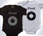 iPood Baby Onesie