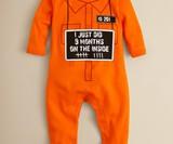 Baby Thug Onesie