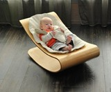 Bloom Coco Stylewood Baby Lounger