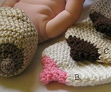 Boobie Beanie for Breastfeeding Children...and Adults