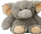 Microwaveable Heat Therapy Stuffed Animals