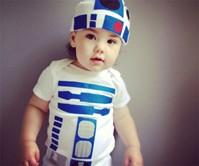 R2D2 Baby Costume