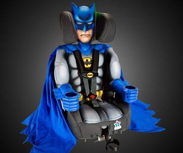 Batman Car Seat