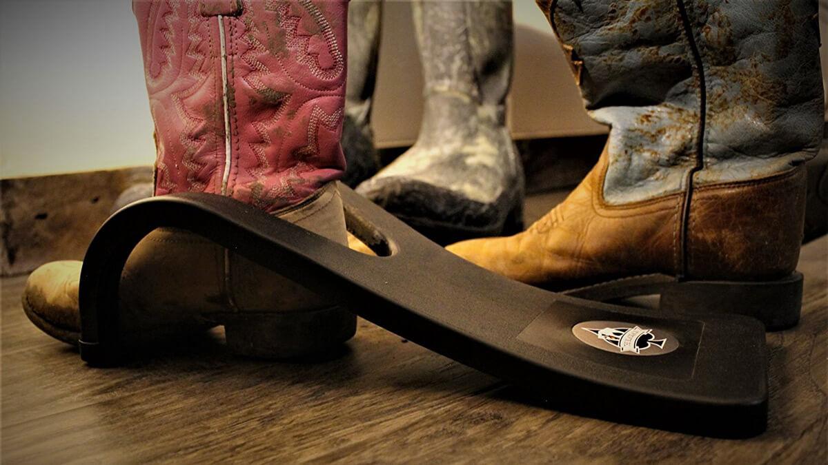 Black Jack Boot Jack Boot Remover