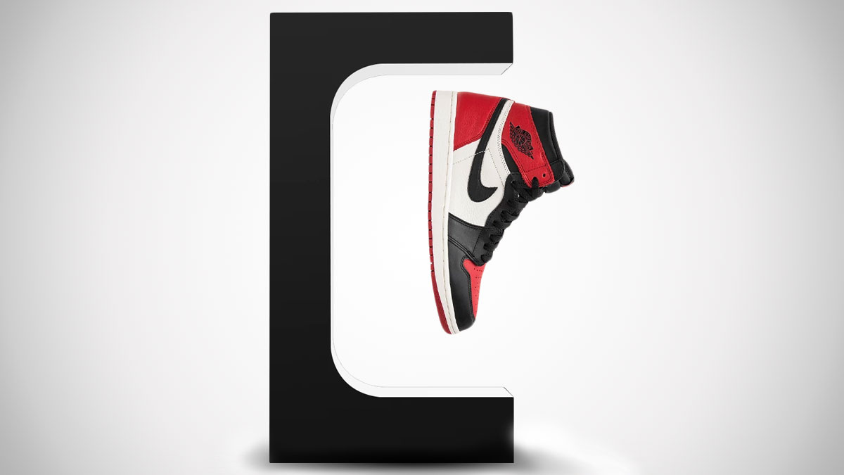 Hypelev Levitating Sneaker Display Stand