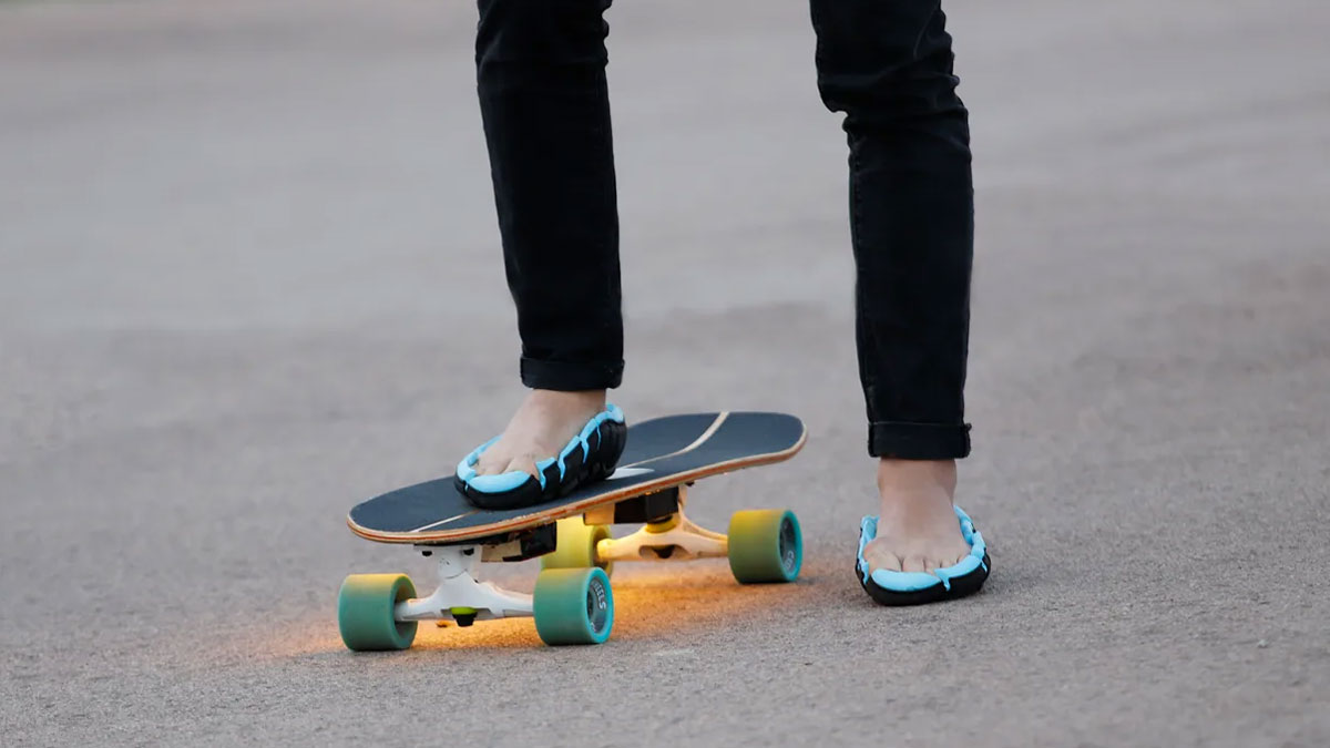 Link Flip-Shoes