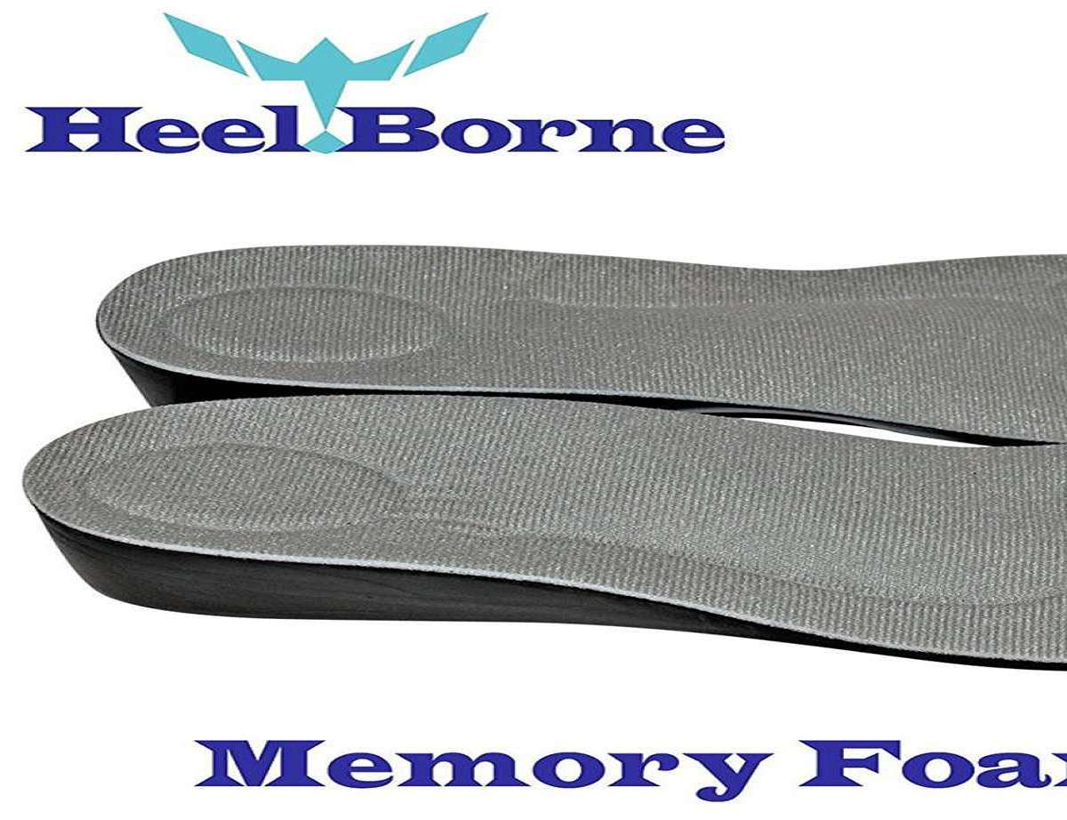 Height Insoles For Dress Shoes