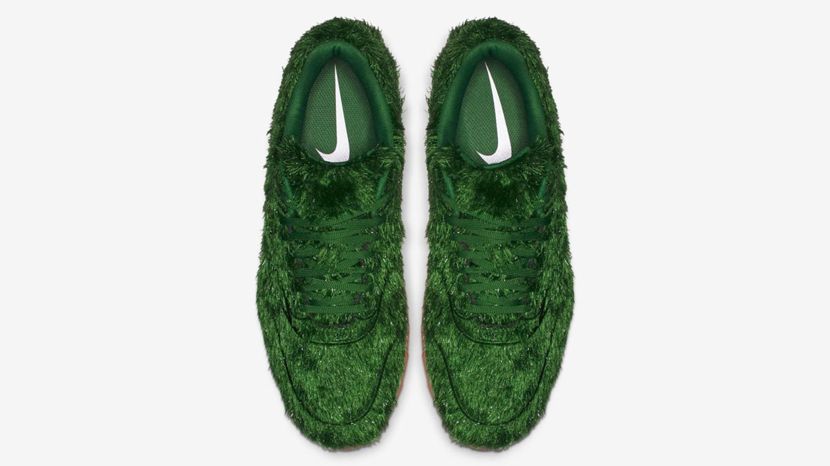 "Nike Air Max 1 Golf ""Grass"" Sneakers"