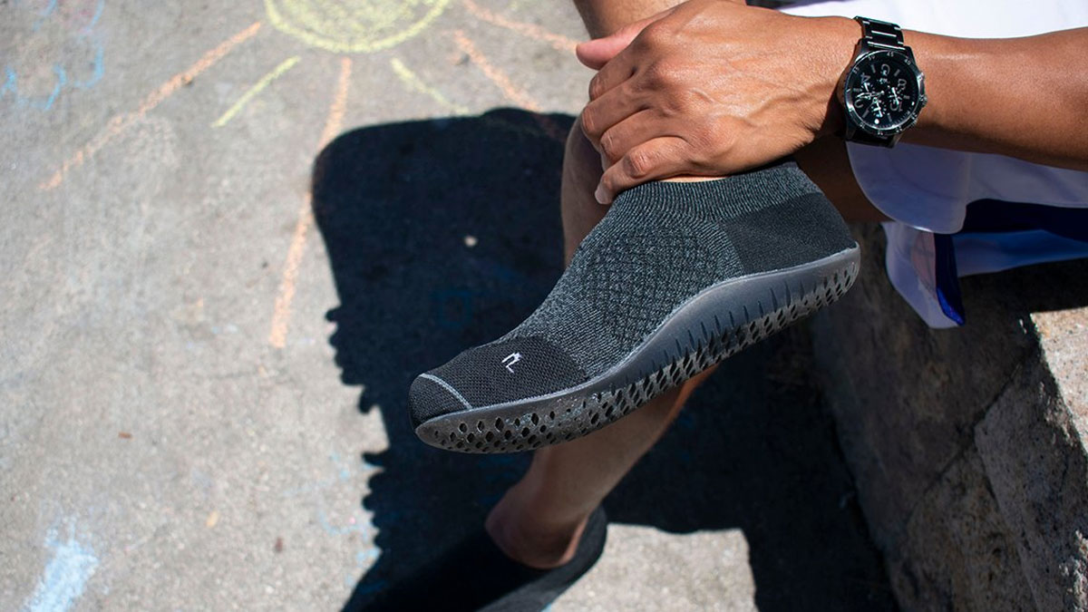 Parasoles - 3D Recovery Socks with Polymer Soles