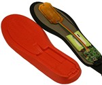 Rechargeable Heated Insoles - Inside View