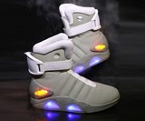 Back to the Future II Light Up Shoes
