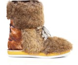 Furry Chewbacca Boots