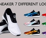 GLOW Full-Surface LED Sneakers