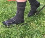 GrassSlides Real Turf Sandals
