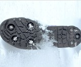 Gripforce Retractable Cleat Ice Boots