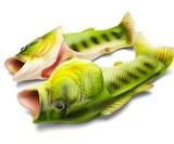 Largemouth Bass Slippers