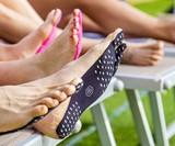 NakeFit Stick-On Shoes