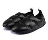 Puffy Coat Slippers