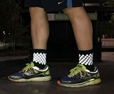 ReflecToes High Reflective Socks