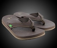 Sanuk Yoga Mat Flip Flops
