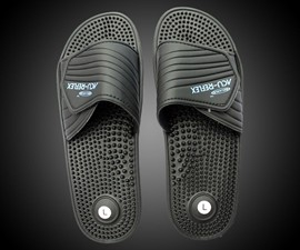 Acu-Reflex Massage Sandals
