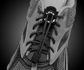 Lock Laces - Elastic No-Tie Shoelaces