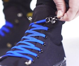 QuickShoeLace One-Handed Laces