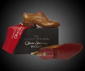 Johnnie Walker Mini Bottle Shoes