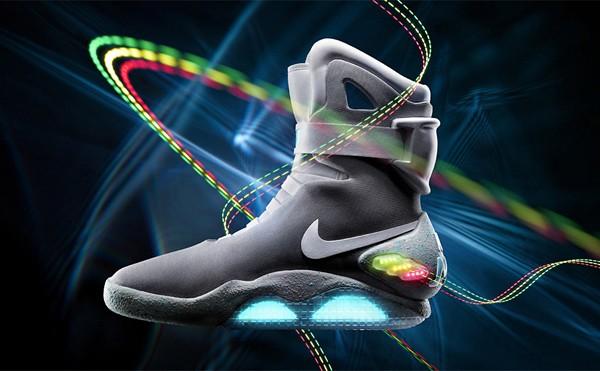 Marty McFly Nikes