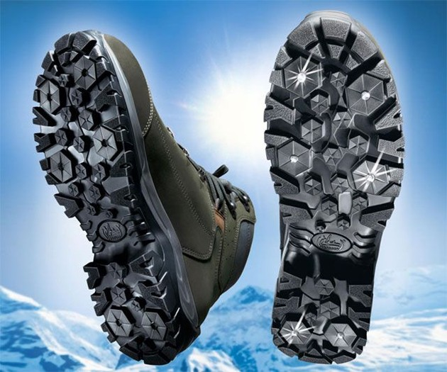 Meindl Retractable Spike Boots