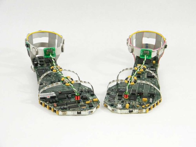Motherboard Sandals