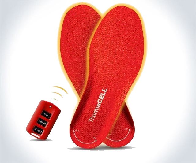 ThermaCell Rechargeable Heated Insoles