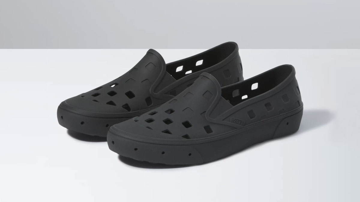 Vans Trek Rinseable Slip-On Shoes