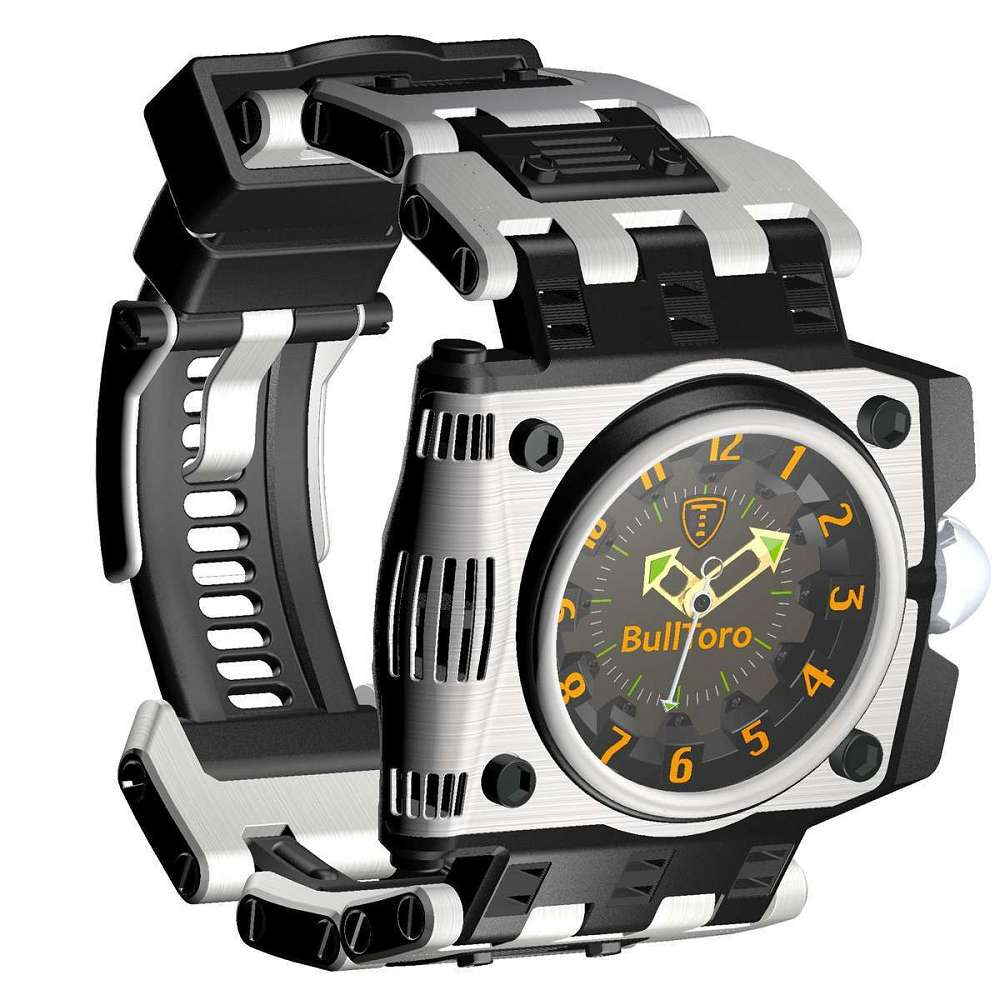 bulltoro men 39 s analog watch ForBulltoro Watches