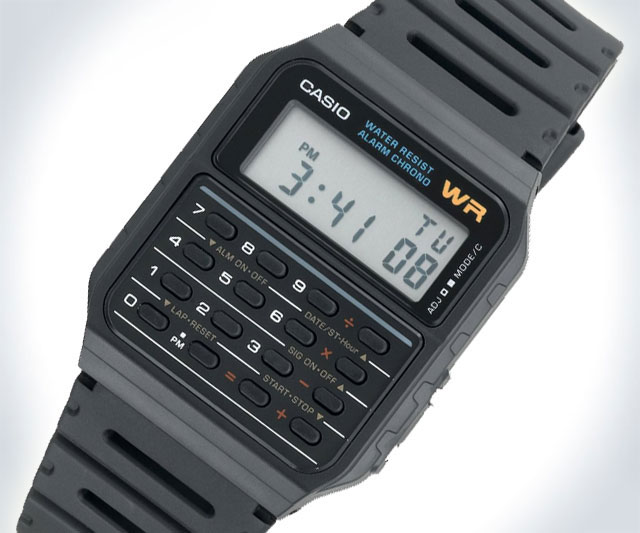 Best Casio Calculator Casio Calculator Watch