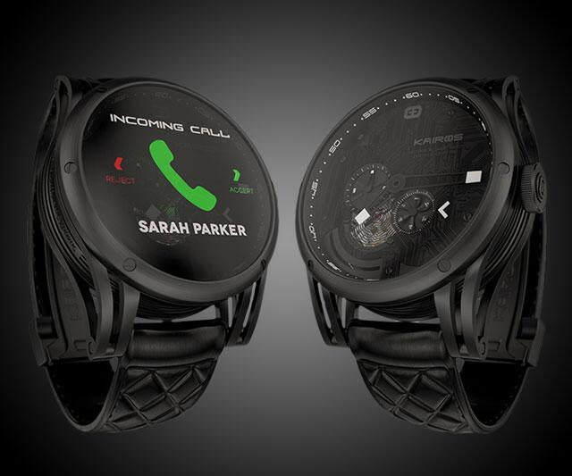 Kairos Hybrid Smartwatch Dudeiwantthat Com