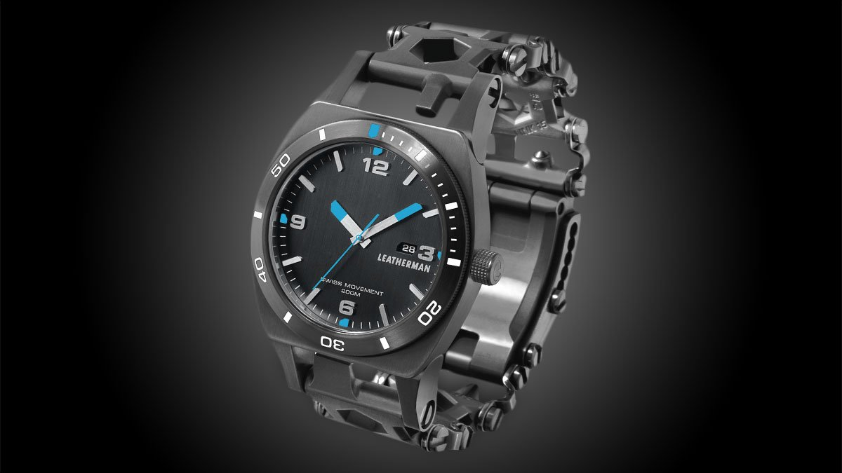 Leatherman Tread Tempo Multi-Tool Watch