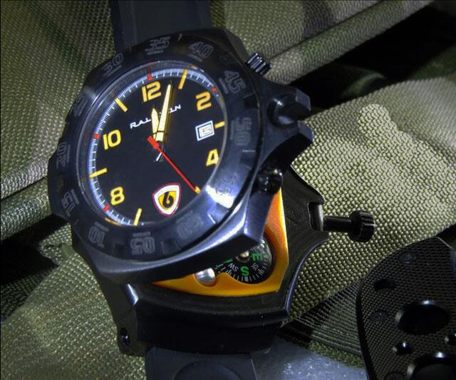 Recon 6 Utility Watch Dudeiwantthat Com