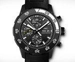 IWC Aquatimer Galapagos Islands Chronograph Watch