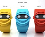 Ninja Time Watch - Color Choices