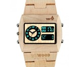 WeWOOD Chrono Watch in Beige