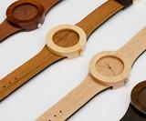 Analog Wood Watches