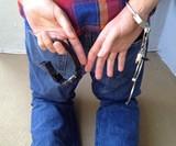 Anti-Kidnapping Watch Band