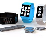 BLOCKS - Customizable Smartwatch