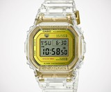 Casio G-Shock Glacier Gold 35th Anniversary Watch