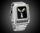 Flux Capacitor Watch
