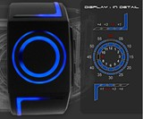 How to Read Kisai 7 LED Watch