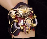 Steampunk Flip-Top Watches