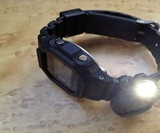 Watch-Mounted Flashlight