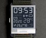 Watchy Open Source E-Paper Watch